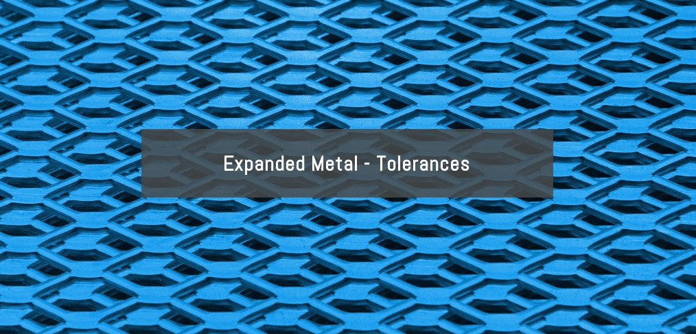Expanded Metal Sizes