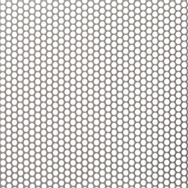 R03230 Perforated Metal Sheet: 3.2mm Round, 30% Open Area - 4