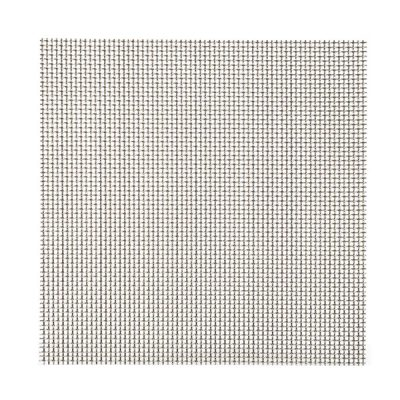M01624 Fine Woven Wire Mesh Per Metre: 1.0mm Openings