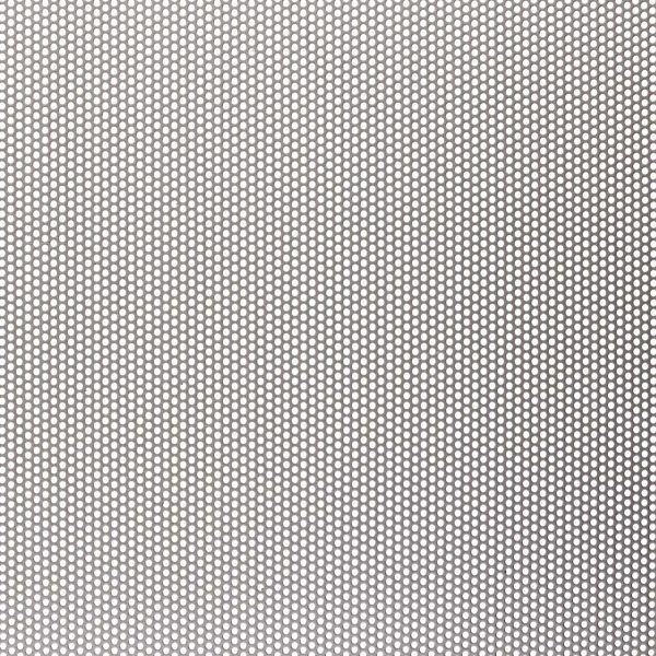 R01637 Perforated Metal Sheet: 1.6mm Round, 37% Open Area - 3