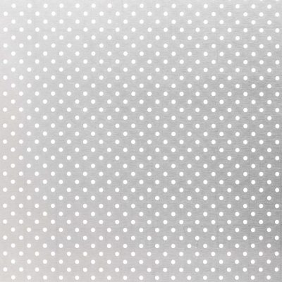 R02411 Perforated Metal Sheet, Acoustic: 2.4mm Round, 11% Open Area