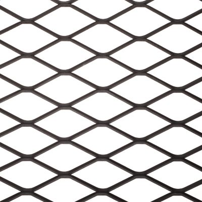 3830CY Expanded Metal Cyclone Mesh Sheet: 60 x 25mm Openings