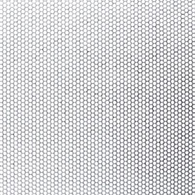 R02440 Perforated Metal Sheet: 2.4mm Round, 40% Open Area